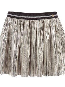 Lili Gaufrette Metallic Shimmer Skirt - Lili Gaufrette