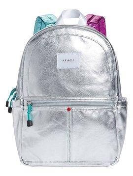 STATE Kane - SIlver Multi Metallic - State Bags