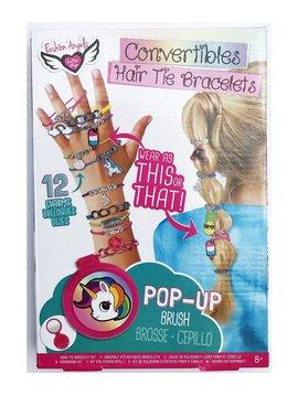 Fashion Angels Convertibles - Hair Tie Bracelets - Fashion Angels