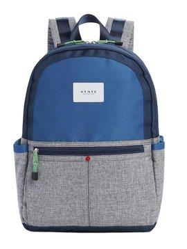 STATE Kane - Navy & Grey - State Bags