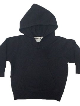 Go Gently Nation Double Pocket Hoodie - Go Gently Nation Kids