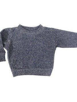 Go Gently Nation Indigo Crewneck Sweatshirt - Go Gently Nation Kids