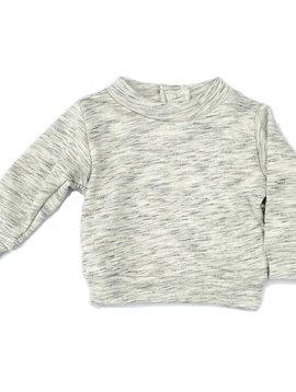 Go Gently Nation Salt Crewneck Sweatshirt - Go Gently Nation Kids