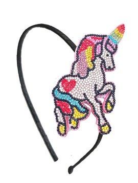 Bari Lynn Rainbow Unicorn Headband - Bari Lynn Accessories