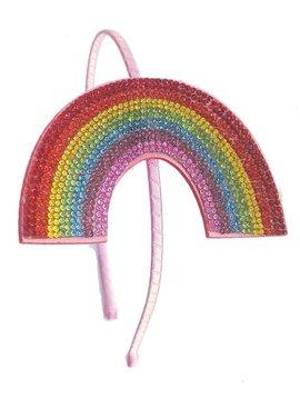 Bari Lynn Large Rainbow Headband - Bari Lynn Accessories
