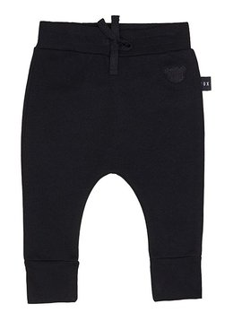 HUXBABY Fleece Drop Crotch Pant - Huxbaby