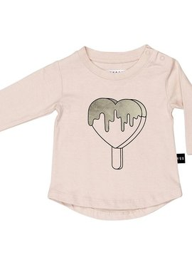 HUXBABY Heart Pop Top - Huxbaby