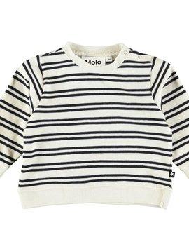 molo Dale Pullover - Stripe - Molo Kids