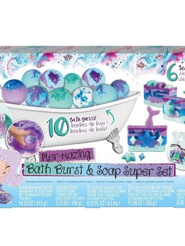 Fashion Angels Mer-mazing Bath and Soap Kit - Fashion Angels
