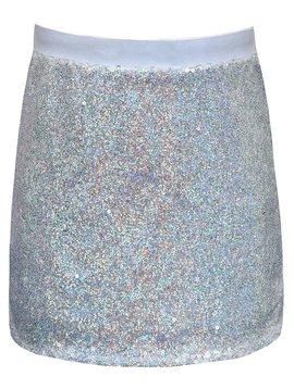Sara Sara Sequin Mini Skirt - Truly Me Sara Sara