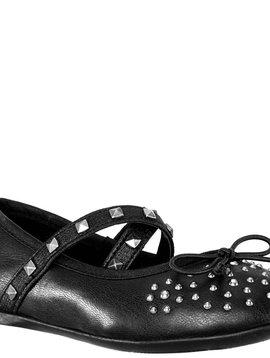 Nina Black Averi - Nina Kids Shoes
