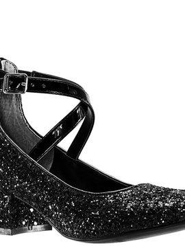 Nina Black Deisy - Nina Kids Shoes