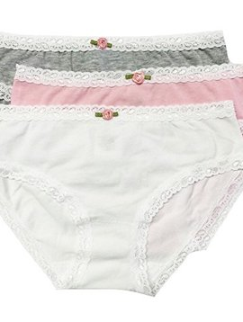 Esme Loungewear Panty 3-pack - Princess - Esme Loungewear