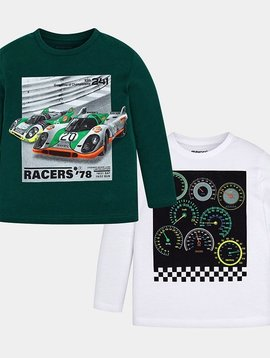 Mayoral Racer Shirt Set - Mayoral Clothing