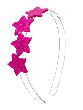 Lilies and Roses Headband - Pink Stars - Lilies and Roses NY