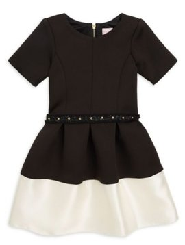 Zoe Ltd Zoe Ltd -  Color Block Belted Dress