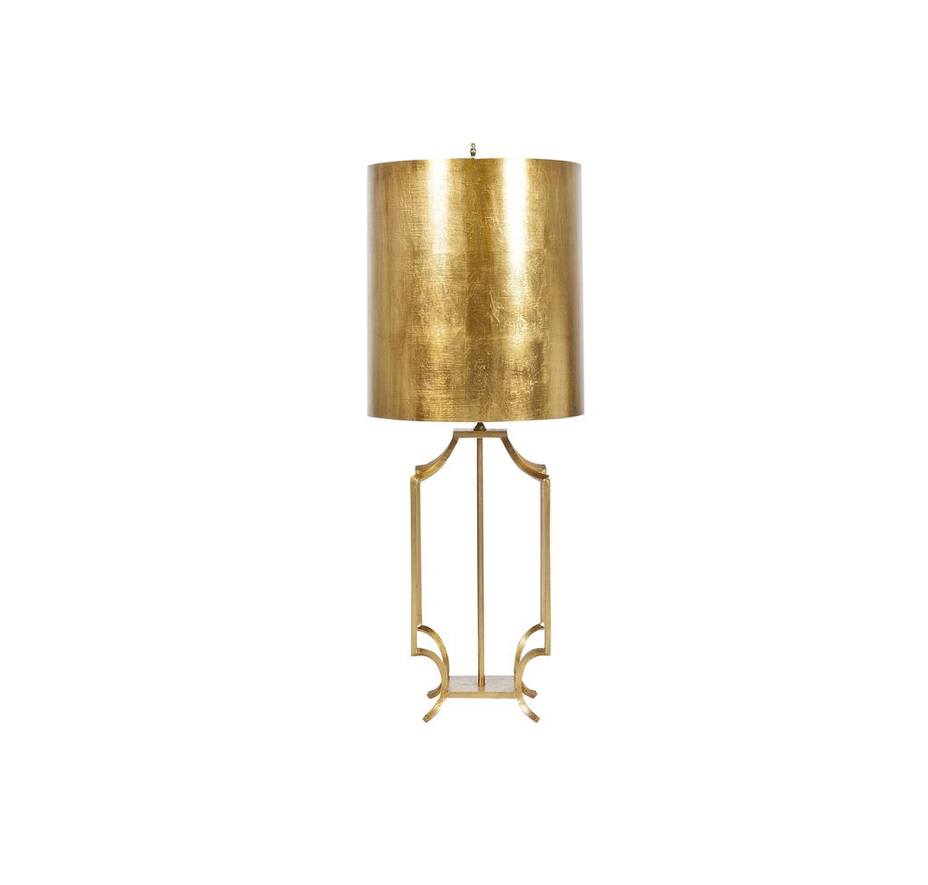 WINDHAM GOLD LAMP