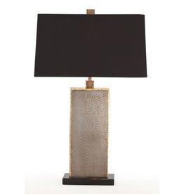 GRAHAM NATURAL IRON & BRASS LAMP