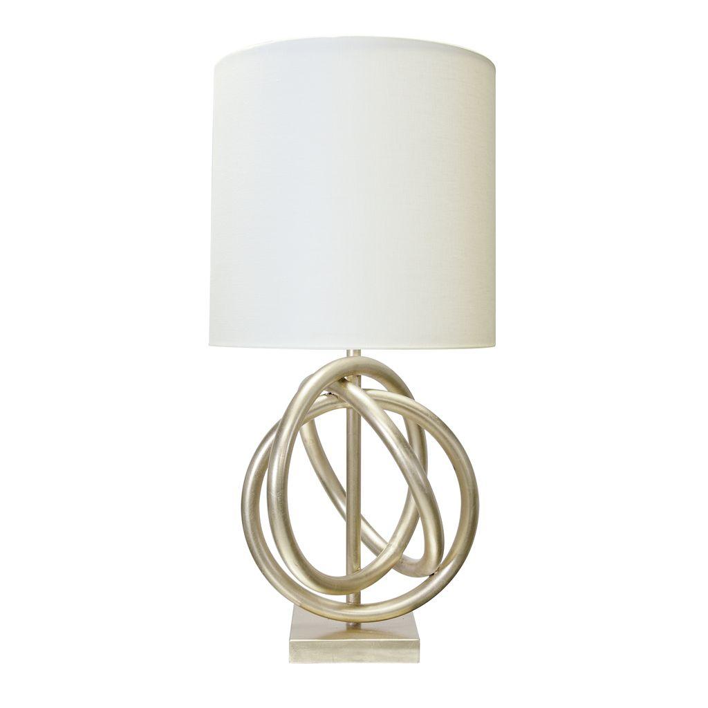 NATHAN SILVER LAMP