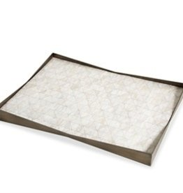 Declan Ivory Bone Tray - Large