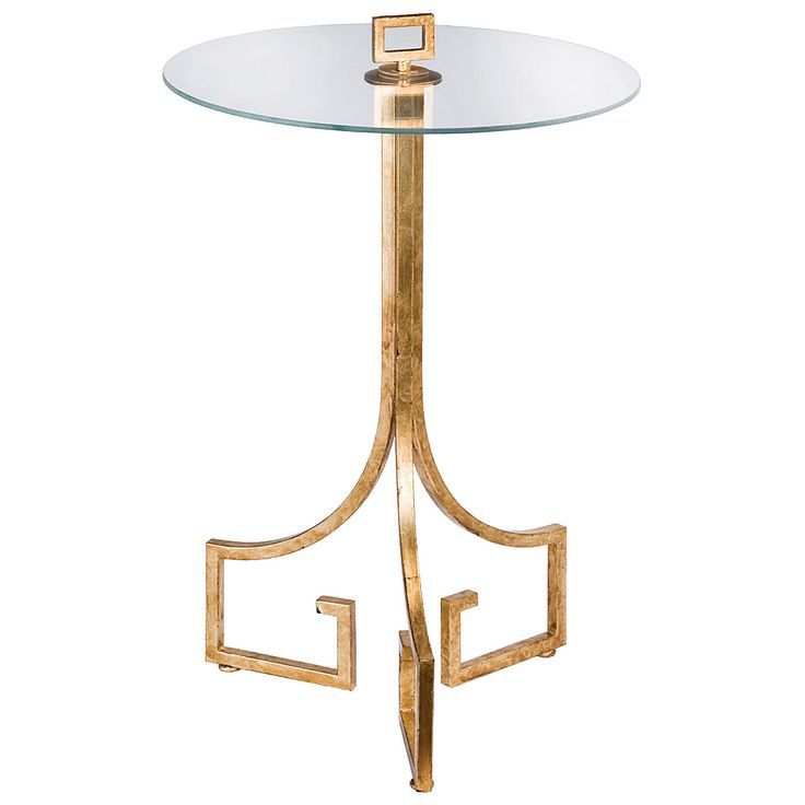 LE CHIC GOLD TABLE