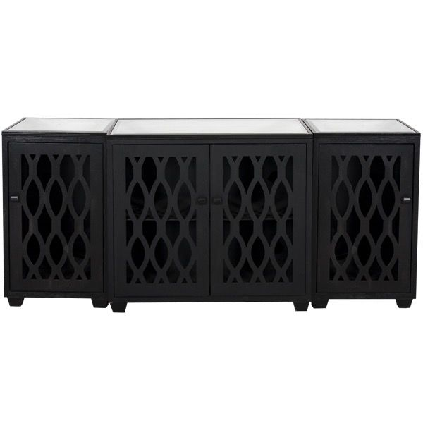 WORLDS AWAY BIG SUR CABINET