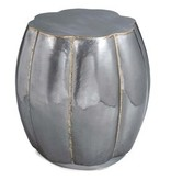 REGINA ANDREW HAND BRAISED BULB METAL TABLE
