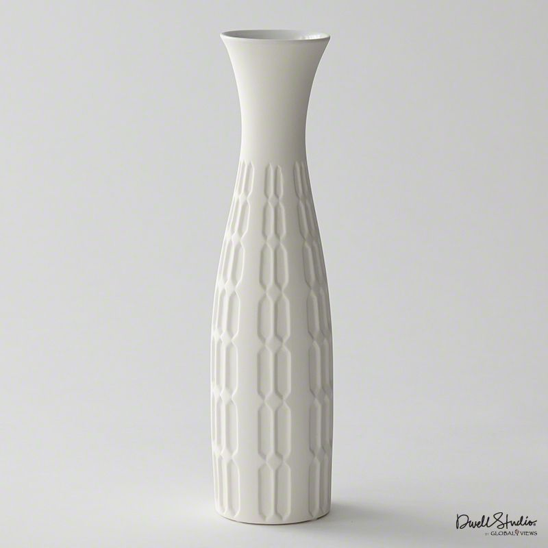 GLOBAL VIEWS MALIN VASE