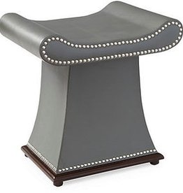 GLOBAL VIEWS SULTAN BENCH IN GREY