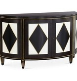 GLOBAL VIEWS RUSSIAN CABINET- BLACK