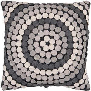 SURYA HALO DECORATIVE PILLOW