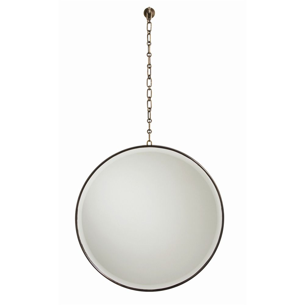 ARTERIORS BRASS FLETCHER MIRROR