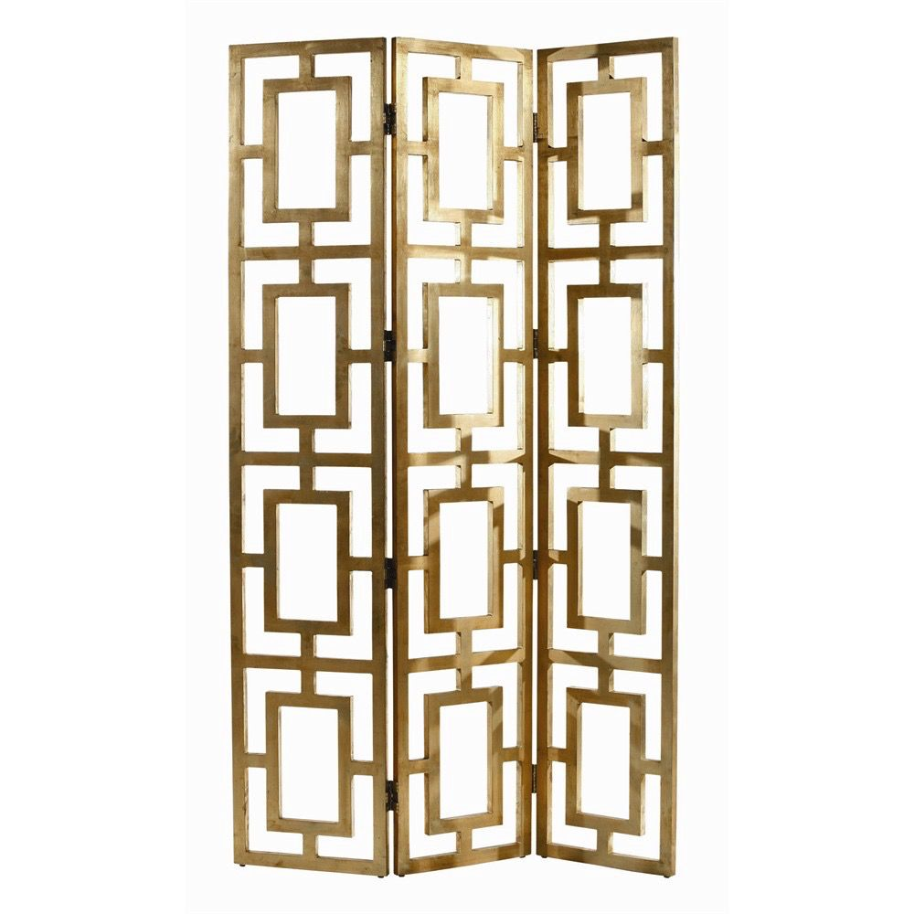 ARTERIORS GUILDED ROOM SCREEN