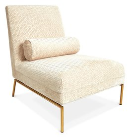 JONATHAN ADLER ASTOR SLIPPER CHAIR