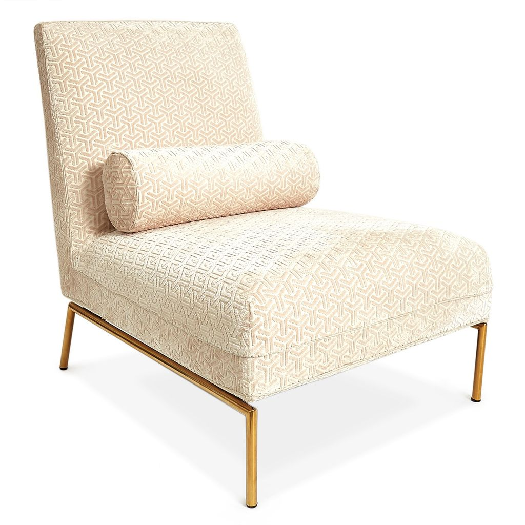 JONATHAN ADLER ASTOR SLIPPER CHAIR ...