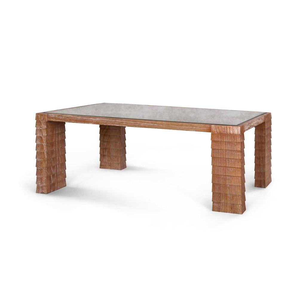 BUNGALOW 5 KARL COFFEE TABLE, NATURAL