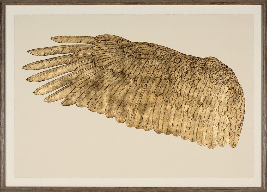 WINGS OF LOVE GOLD, RIGHT
