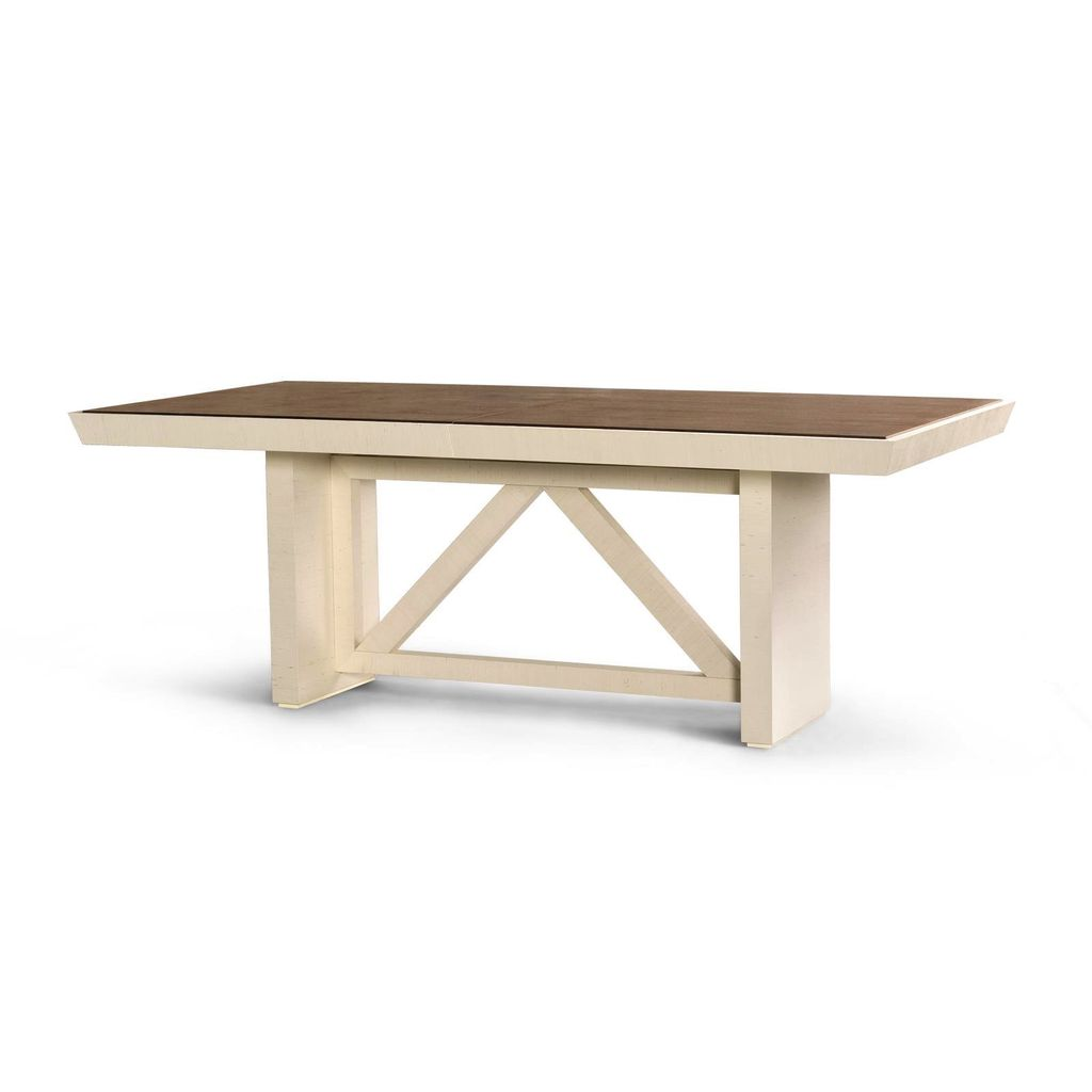 BUNGALOW 5 DORSET DINING TABLE, NATURAL