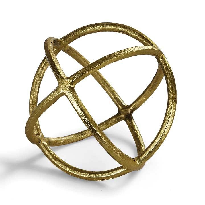 GOLD SPHERE - 9""