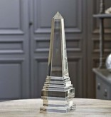 LARGE CRYSTAL OBELISK