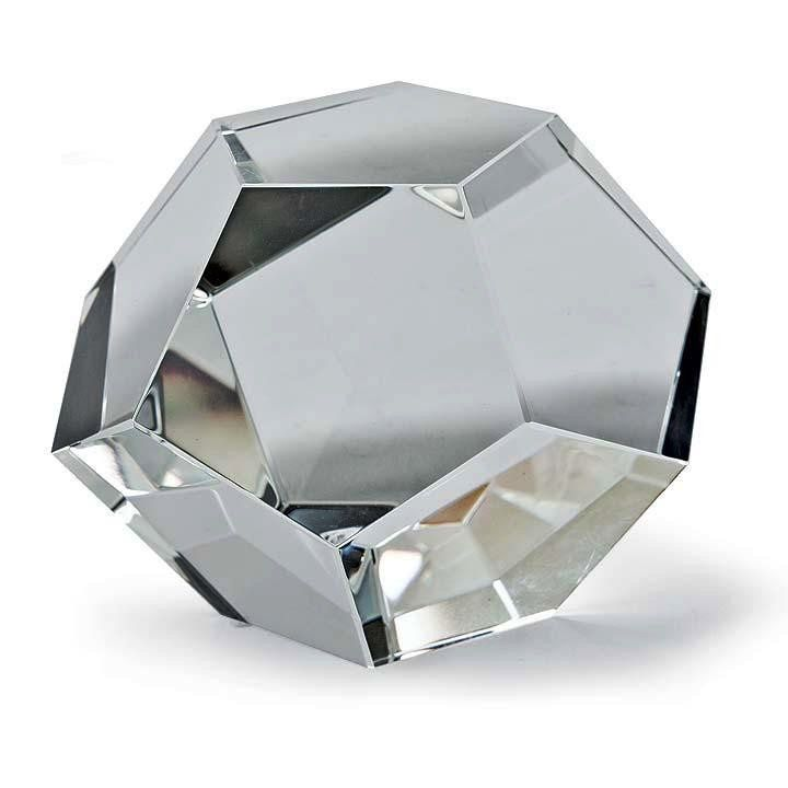 SMALL CRYSTAL DODECAHEDRON