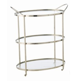 CONNAUGHT BAR CART