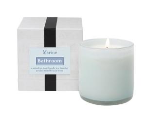 BATHROOM CANDLE/MARINE