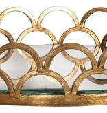 EVELYN GOLD TRAY