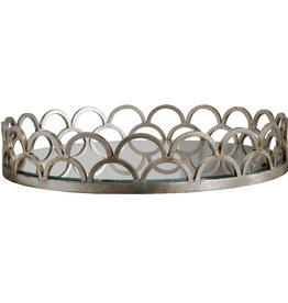 EVELYN SILVER TRAY
