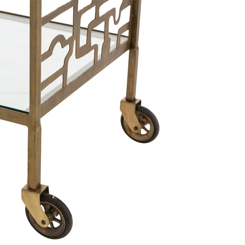 NICHOLAS BAR CART