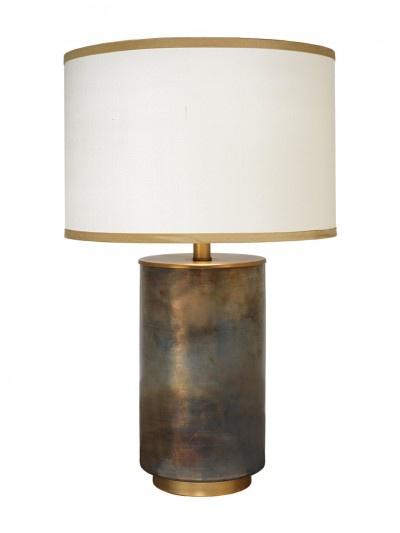 MEDIUM VAPOR TABLE LAMP w/ MEDIUM DRUM SHADE