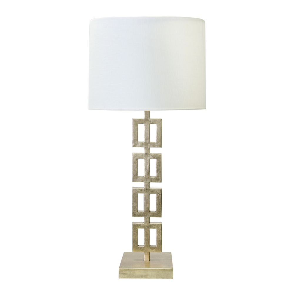 FIONA SILVER TABLE LAMP