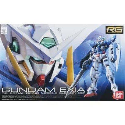 BAN - Bandai Gundam 189481 #15 GN-001 Gundam Exia RG
