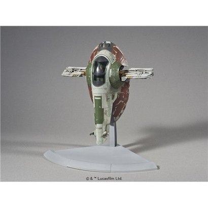 "BAN - Bandai Gundam 200638 Slave I ""Star Wars"", Bandai Star Wars 1/144 Plastic Model"
